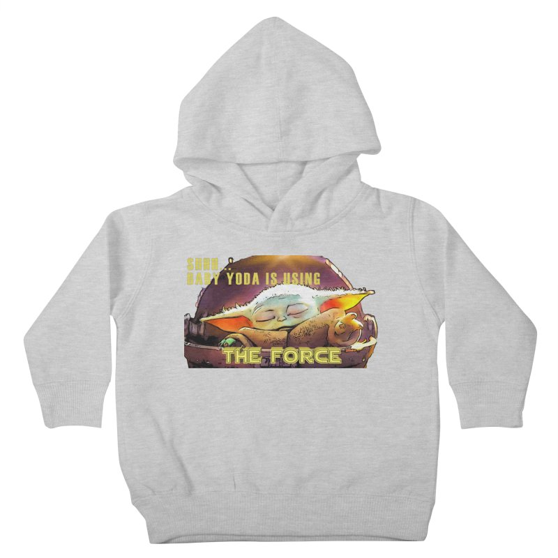 The Baby 1 Kids Toddler Pullover Hoody by TwistedPhillyPodcast's Shop