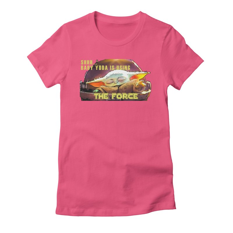 The Baby 1 Women's Fitted T-Shirt by TwistedPhillyPodcast's Shop