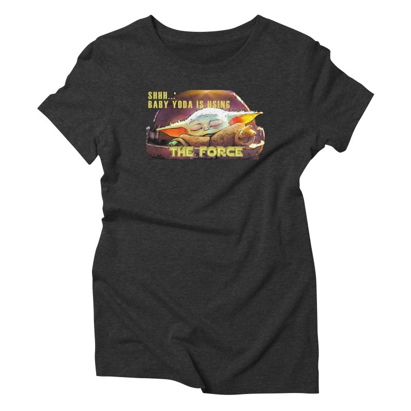 The Baby 1 Women's Triblend T-Shirt by TwistedPhillyPodcast's Shop