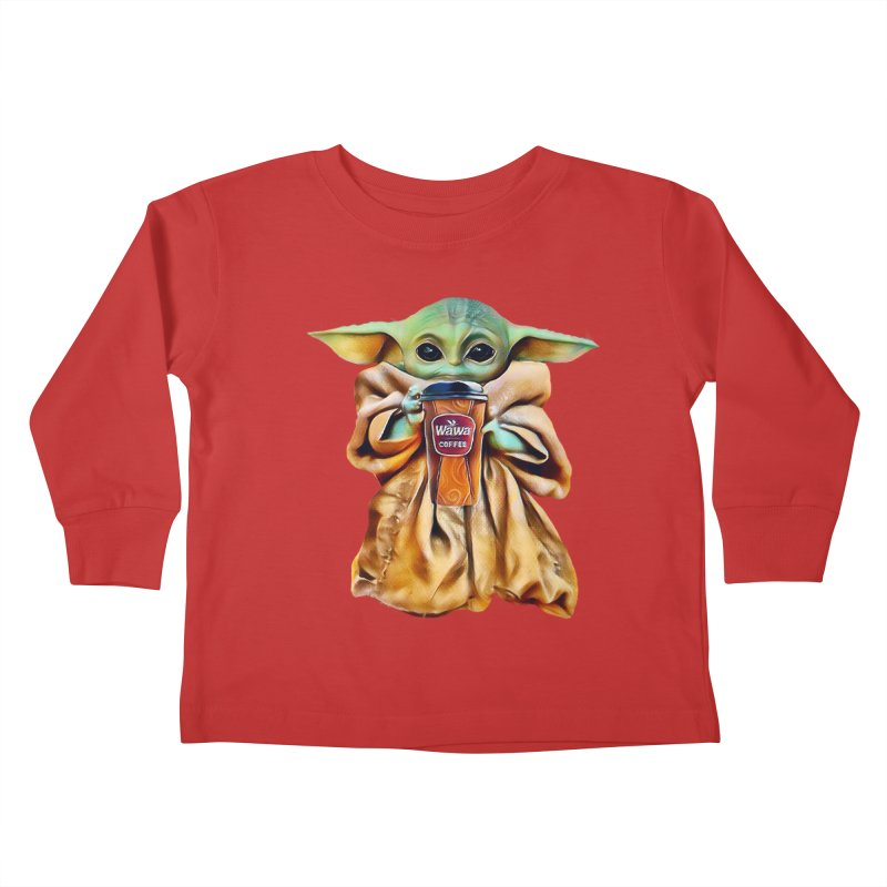 Gotta Have a Wawa Kids Toddler Longsleeve T-Shirt by TwistedPhillyPodcast's Shop