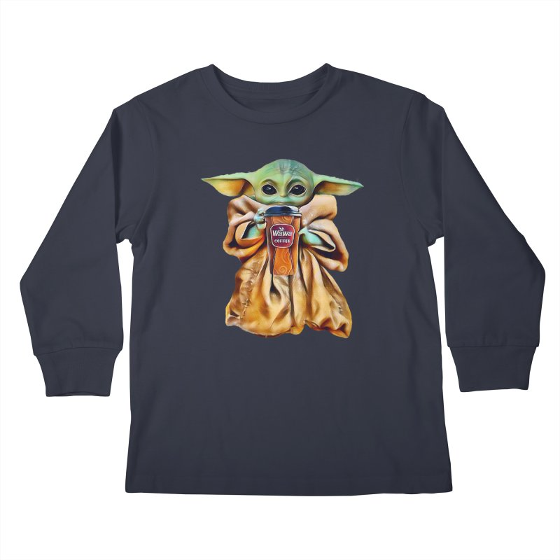 Gotta Have a Wawa Kids Longsleeve T-Shirt by TwistedPhillyPodcast's Shop