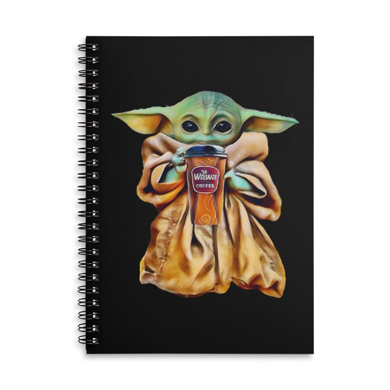 Gotta Have a Wawa Accessories Lined Spiral Notebook by TwistedPhillyPodcast's Shop