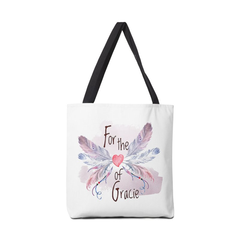 For the LOVE of Gracie - Grace Packer Charity Accessories Bag by TwistedPhillyPodcast's Shop