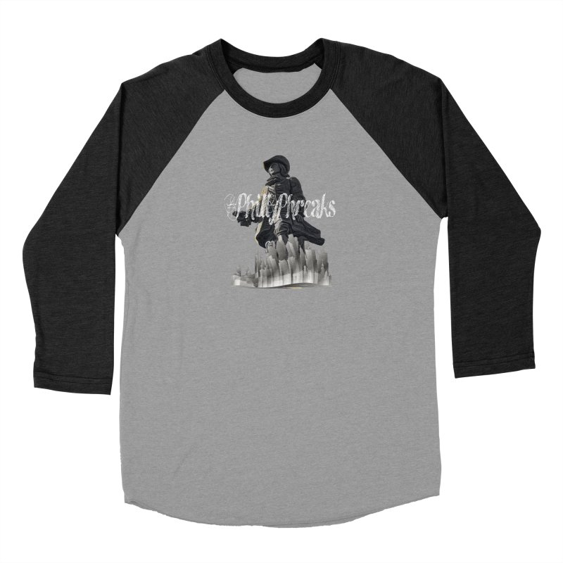 #PhillyPhreaks Women's Baseball Triblend T-Shirt by TwistedPhillyPodcast's Shop