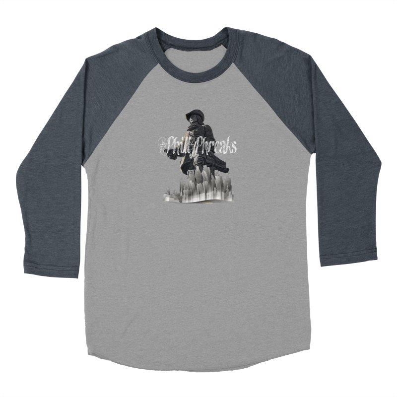 #PhillyPhreaks Men's Baseball Triblend T-Shirt by TwistedPhillyPodcast's Shop