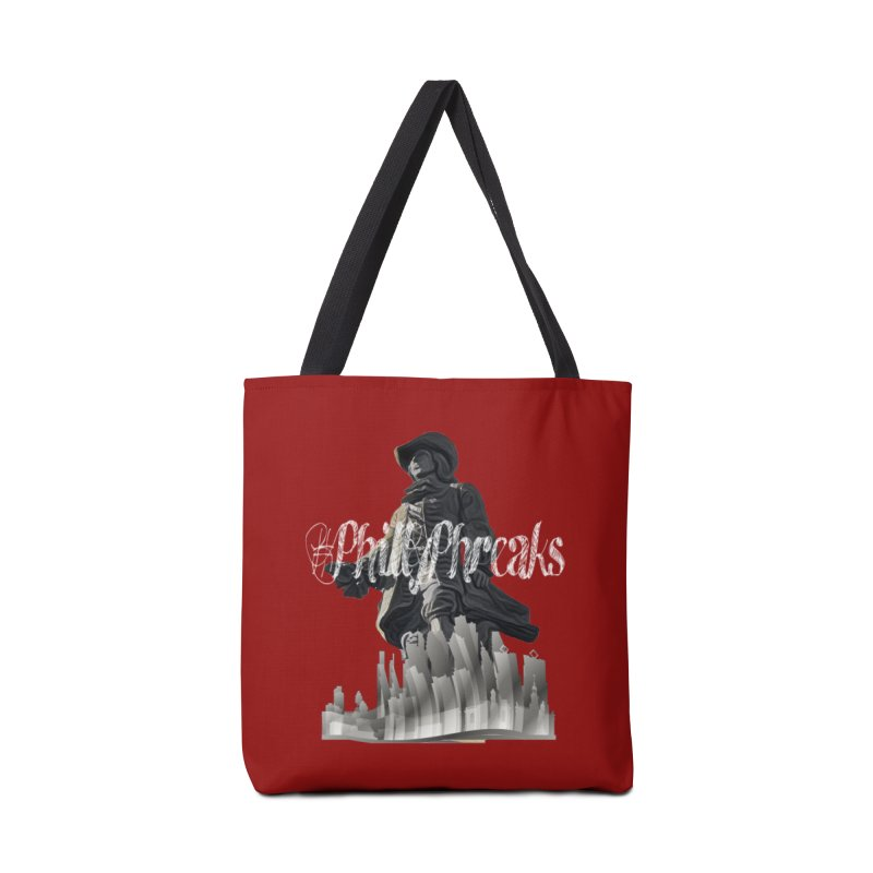 #PhillyPhreaks Accessories Bag by TwistedPhillyPodcast's Shop