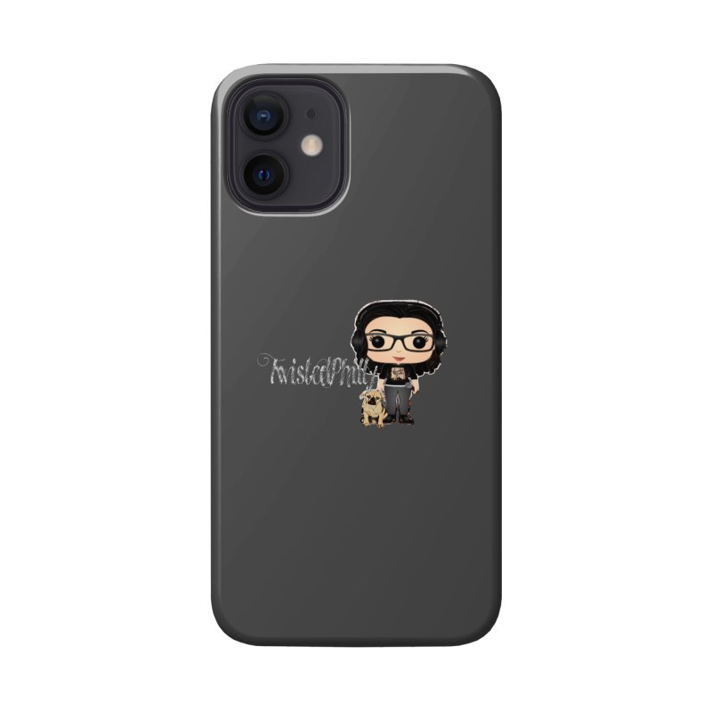 TwistedPhilly Mini Me Accessories Phone Case by TwistedPhillyPodcast's Shop