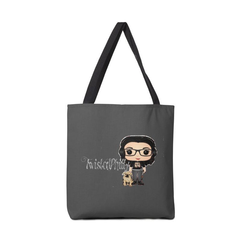 TwistedPhilly Mini Me Accessories Bag by TwistedPhillyPodcast's Shop