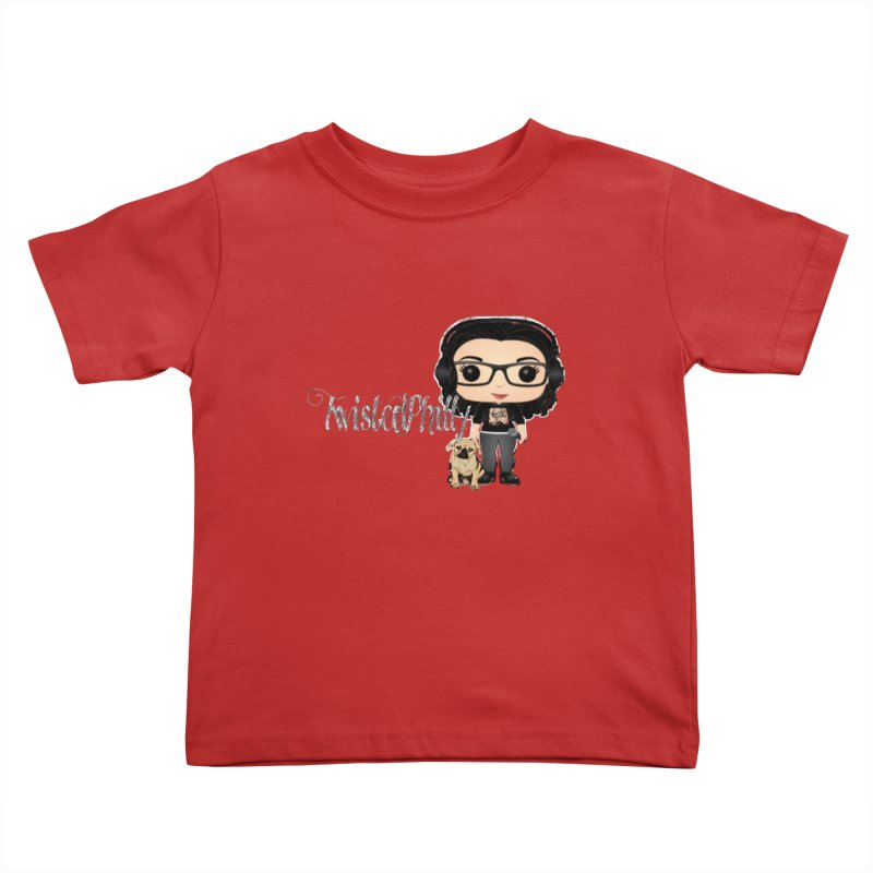 TwistedPhilly Mini Me Kids Toddler T-Shirt by TwistedPhillyPodcast's Shop