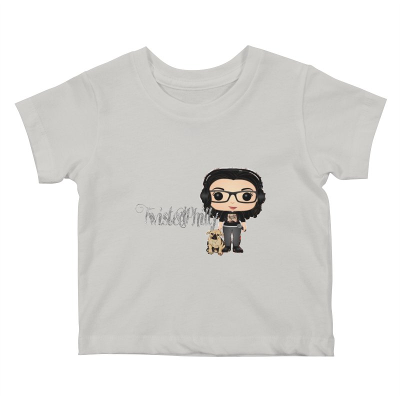 TwistedPhilly Mini Me Kids Baby T-Shirt by TwistedPhillyPodcast's Shop