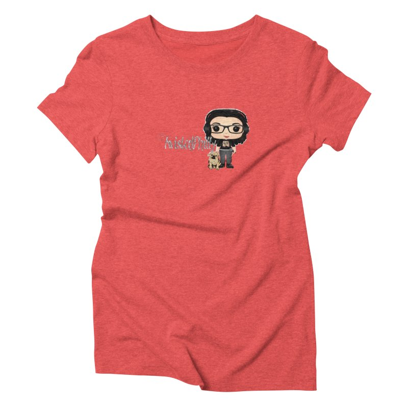 TwistedPhilly Mini Me Women's Triblend T-Shirt by TwistedPhillyPodcast's Shop