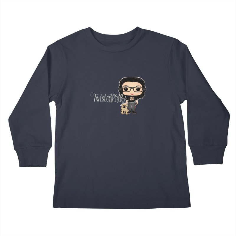 TwistedPhilly Mini Me Kids Longsleeve T-Shirt by TwistedPhillyPodcast's Shop