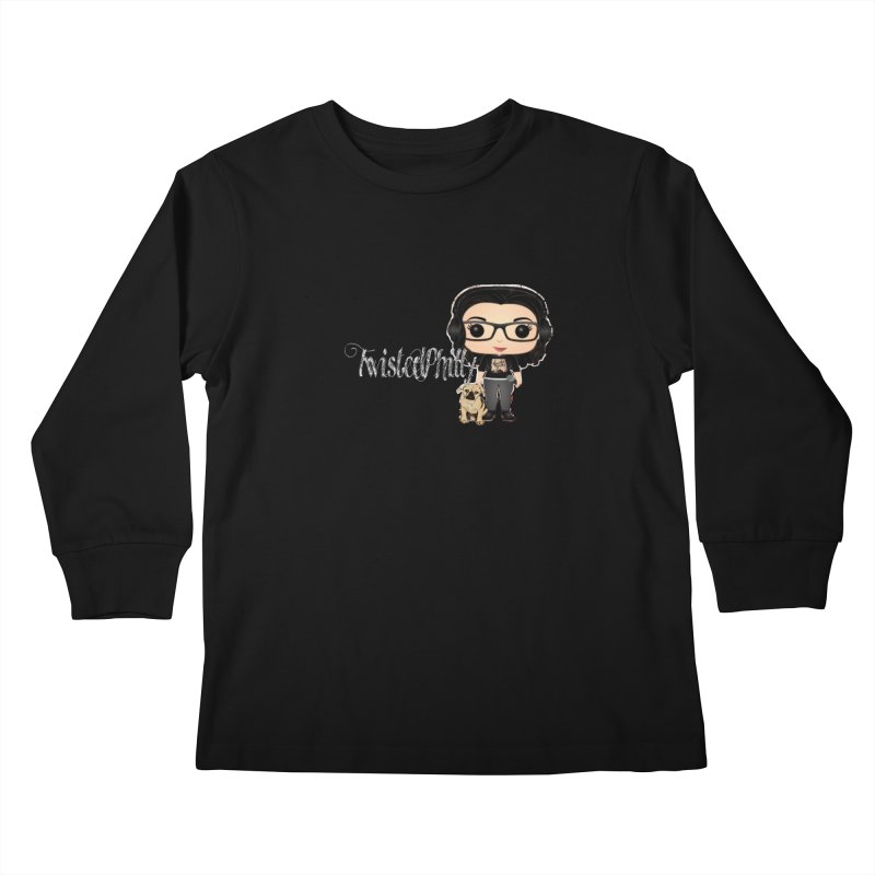TwistedPhilly Mini Me Kids Longsleeve T-Shirt by TwistedPhillyPodcast's Shop