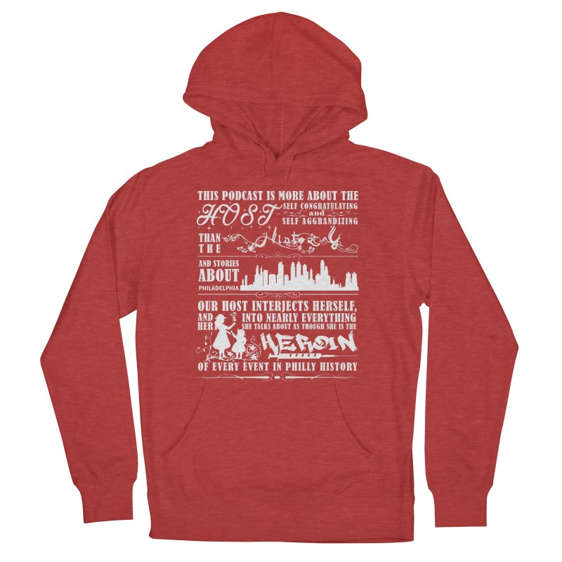 The Bad Review Women's Pullover Hoody by TwistedPhillyPodcast's Shop