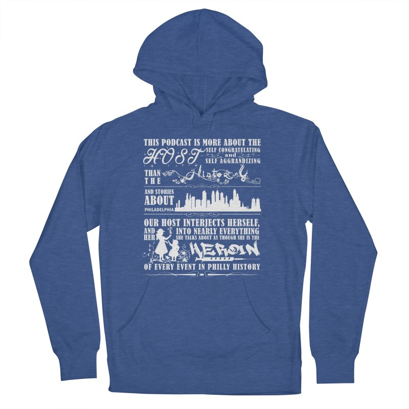 The Bad Review Men's French Terry Pullover Hoody by TwistedPhillyPodcast's Shop