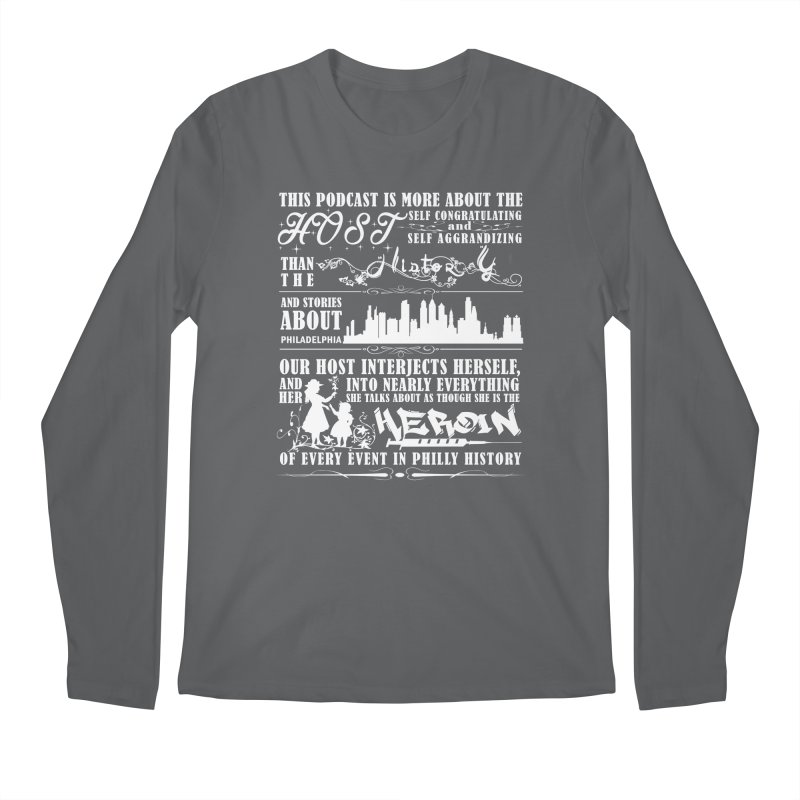 The Bad Review Men's Longsleeve T-Shirt by TwistedPhillyPodcast's Shop