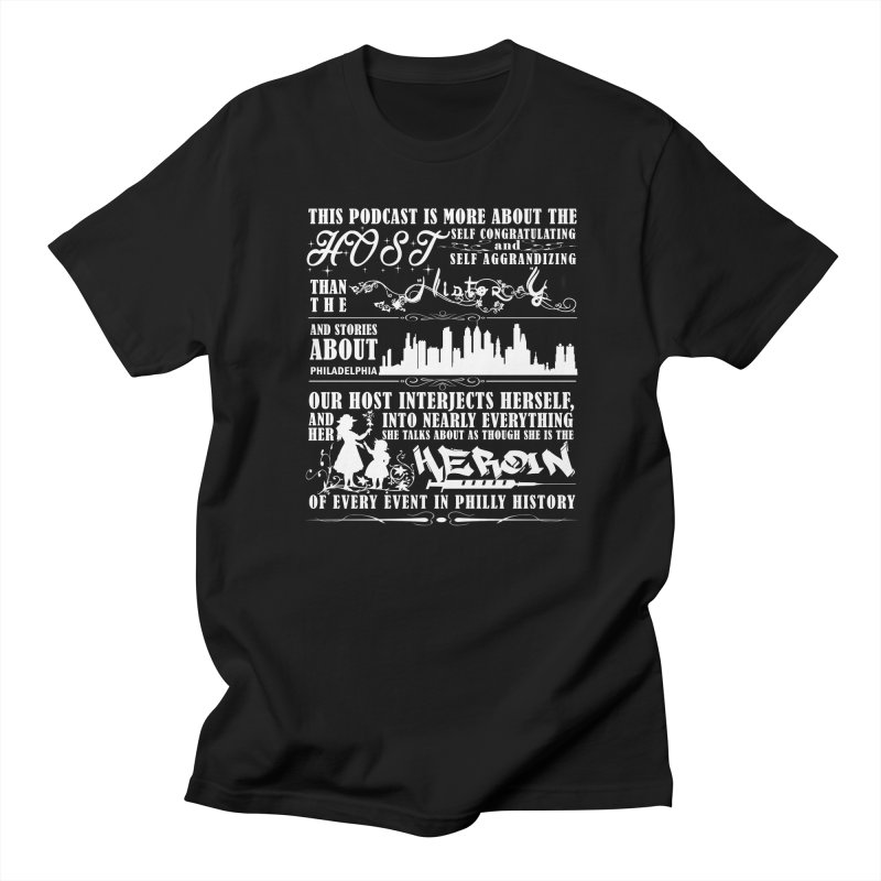 The Bad Review Women's Regular Unisex T-Shirt by TwistedPhillyPodcast's Shop