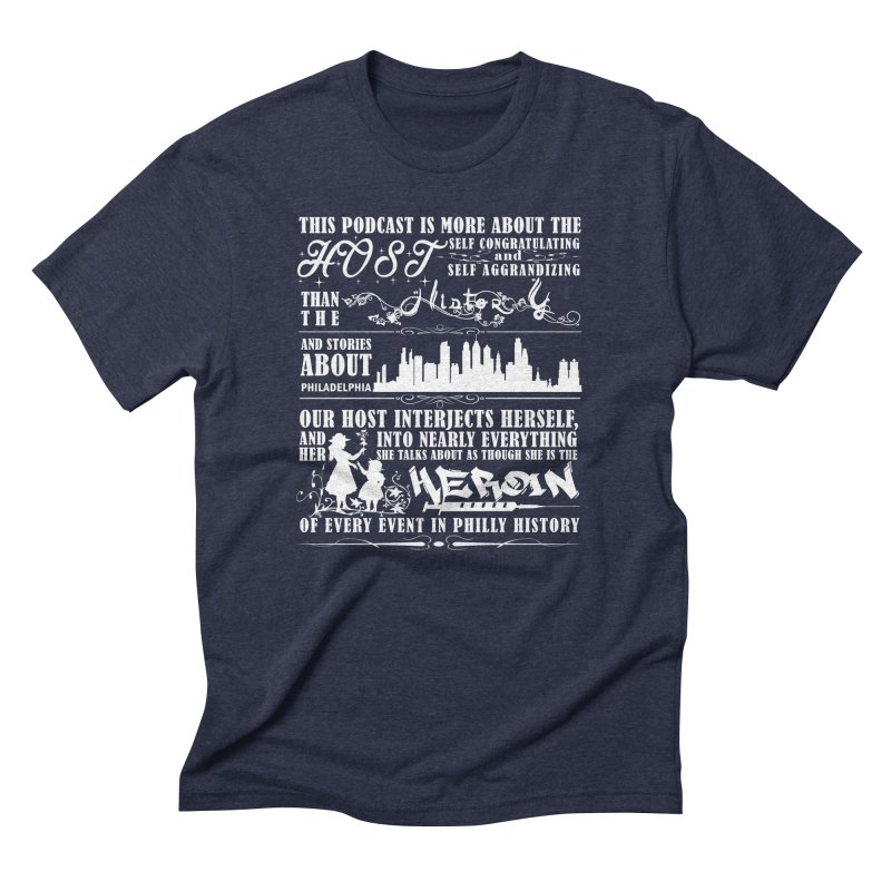 The Bad Review Men's Triblend T-Shirt by TwistedPhillyPodcast's Shop