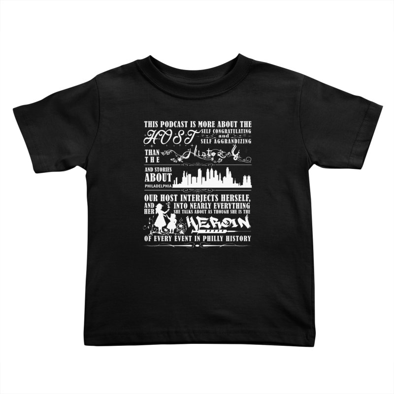 The Bad Review Kids Toddler T-Shirt by TwistedPhillyPodcast's Shop