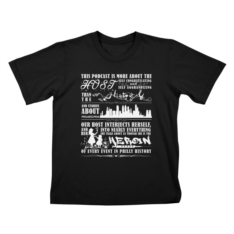 The Bad Review Kids T-Shirt by TwistedPhillyPodcast's Shop