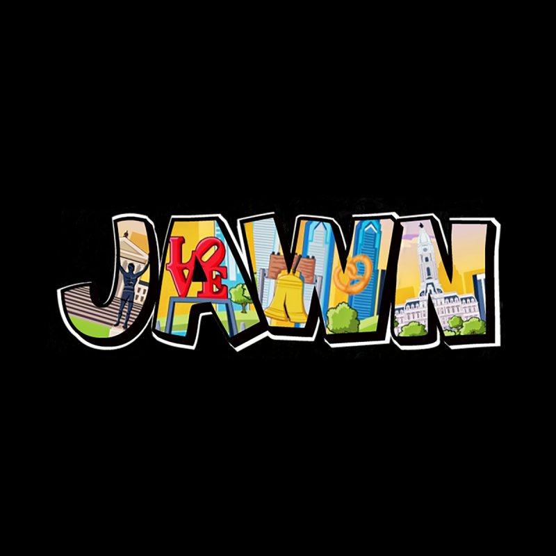 JAWN Accessories Sticker by TwistedPhillyPodcast's Shop