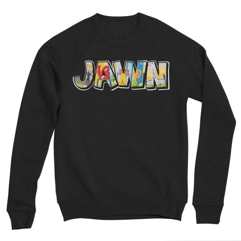 JAWN Men's Sponge Fleece Sweatshirt by TwistedPhillyPodcast's Shop