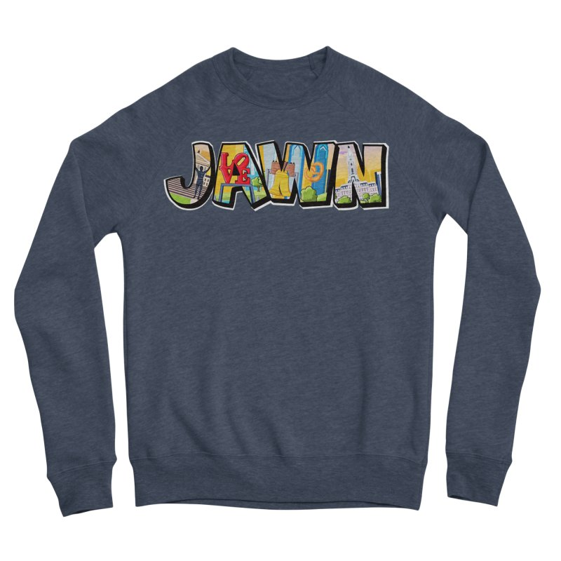 JAWN Women's Sponge Fleece Sweatshirt by TwistedPhillyPodcast's Shop