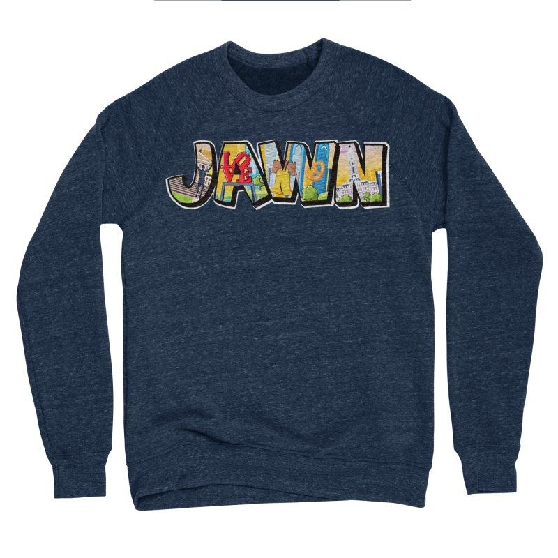 JAWN Women's Sponge Fleece Sweatshirt by TwistedPhillyPodcast's Shop