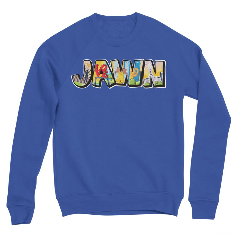 JAWN Men's Sweatshirt by TwistedPhillyPodcast's Shop