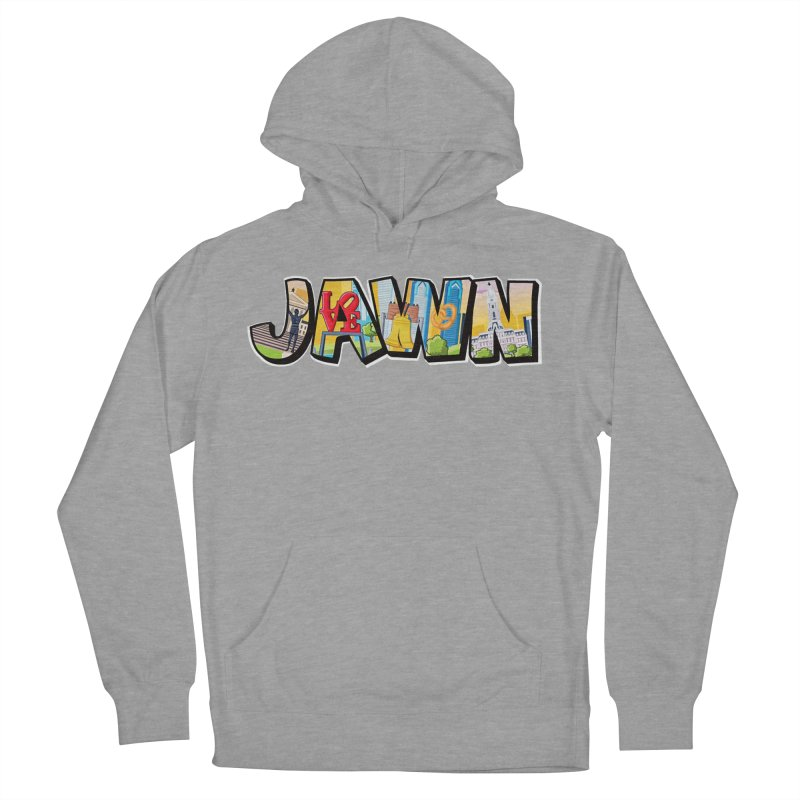 JAWN Women's French Terry Pullover Hoody by TwistedPhillyPodcast's Shop