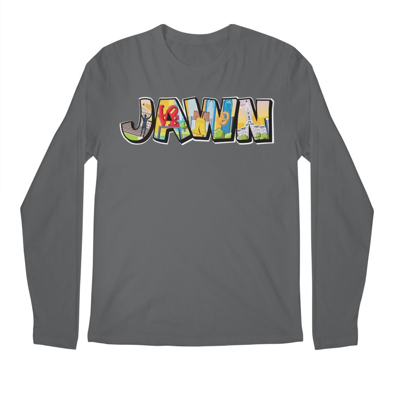 JAWN Men's Longsleeve T-Shirt by TwistedPhillyPodcast's Shop