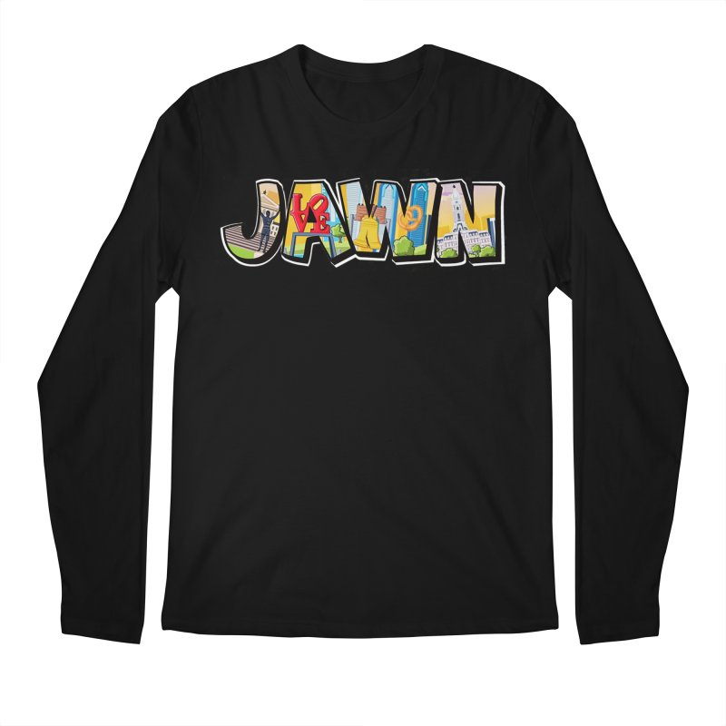 JAWN Men's Regular Longsleeve T-Shirt by TwistedPhillyPodcast's Shop