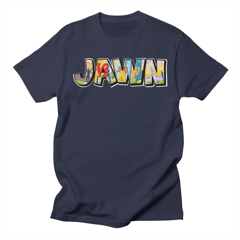 JAWN Men's Regular T-Shirt by TwistedPhillyPodcast's Shop