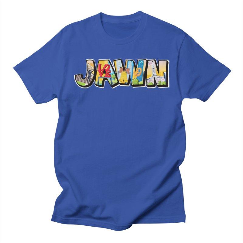 JAWN Men's Regular T-Shirt by TwistedPhillyPodcast's Shop
