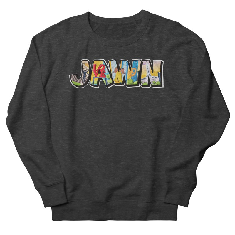 JAWN Women's French Terry Sweatshirt by TwistedPhillyPodcast's Shop
