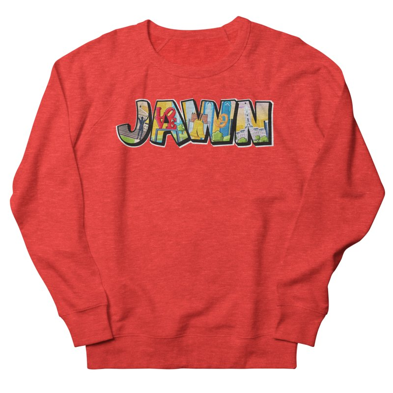 JAWN Women's Sweatshirt by TwistedPhillyPodcast's Shop