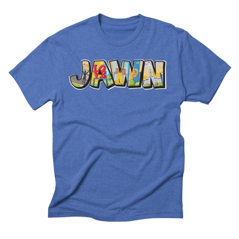 JAWN Men's Triblend T-Shirt by TwistedPhillyPodcast's Shop