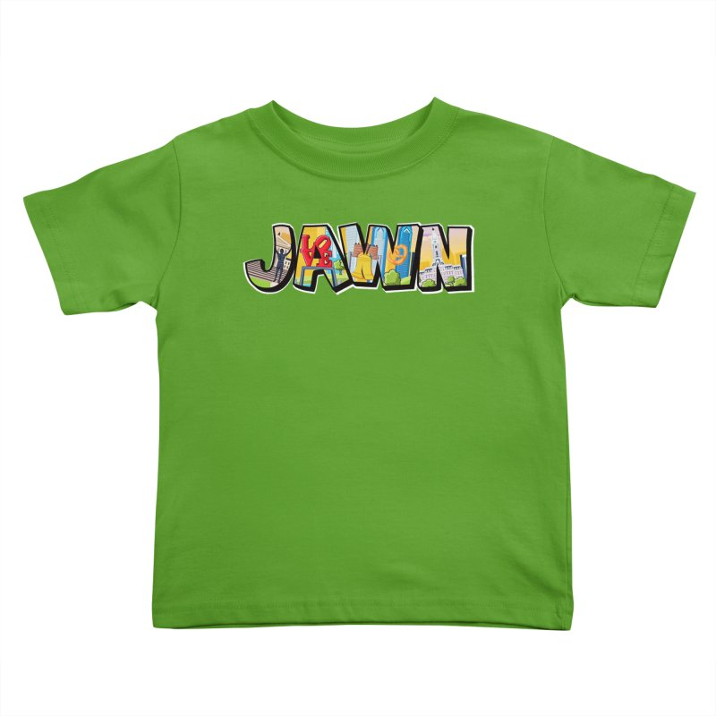 JAWN Kids Toddler T-Shirt by TwistedPhillyPodcast's Shop
