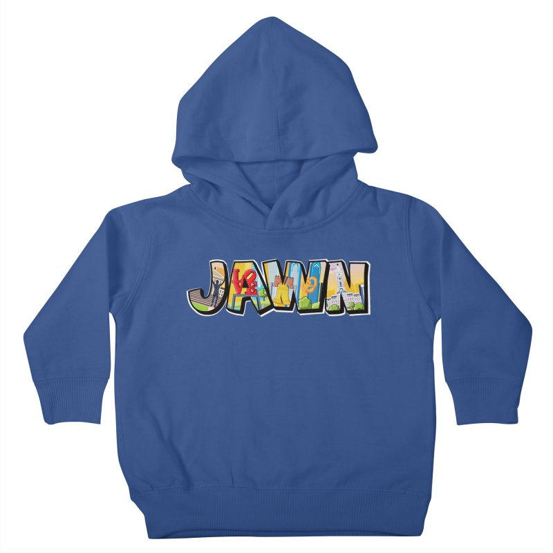 JAWN Kids Toddler Pullover Hoody by TwistedPhillyPodcast's Shop