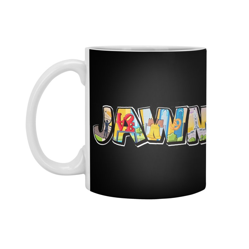 JAWN Accessories Mug by TwistedPhillyPodcast's Shop