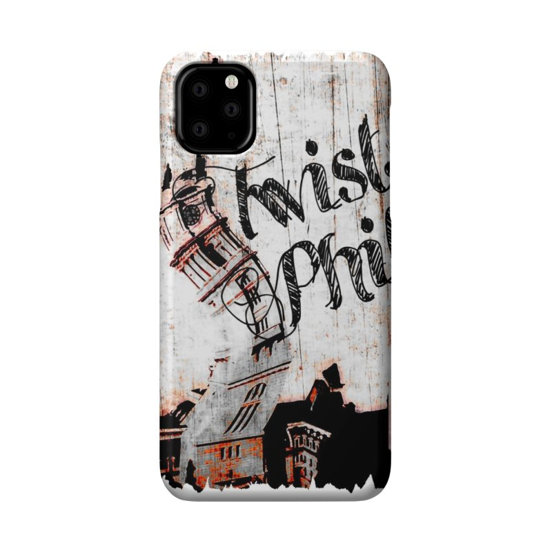 Twisted Philly Logo Accessories Phone Case by TwistedPhillyPodcast's Shop