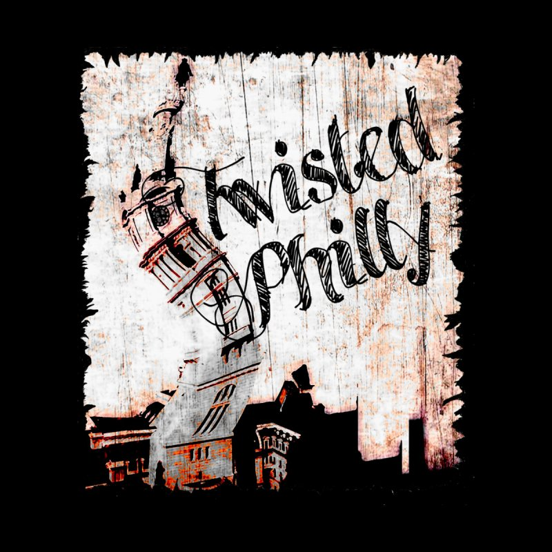 Twisted Philly Logo Accessories Sticker by TwistedPhillyPodcast's Shop