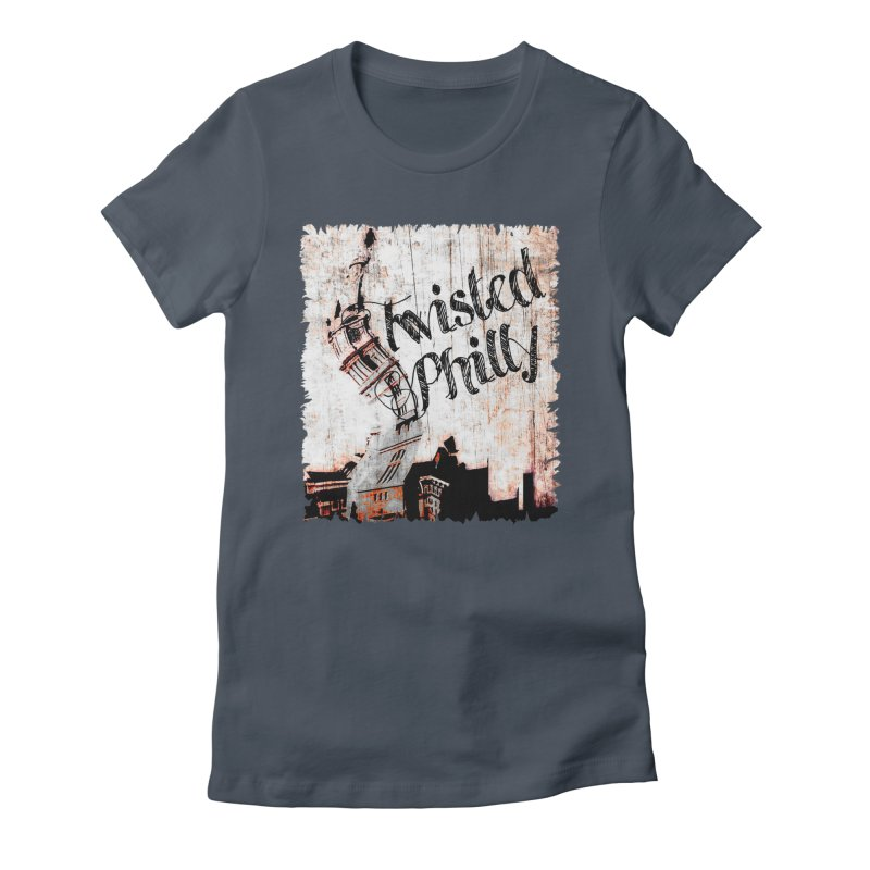 Twisted Philly Logo Women's T-Shirt by TwistedPhillyPodcast's Shop