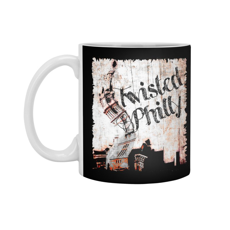 Twisted Philly Logo Accessories Mug by TwistedPhillyPodcast's Shop