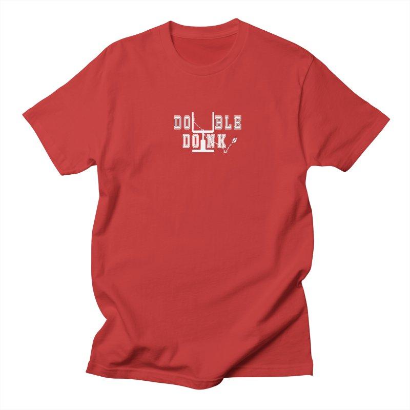 The Double Doink Men's Regular T-Shirt by TwistedPhillyPodcast's Shop