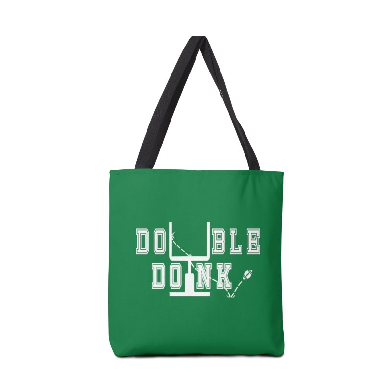 The Double Doink Accessories Bag by TwistedPhillyPodcast's Shop