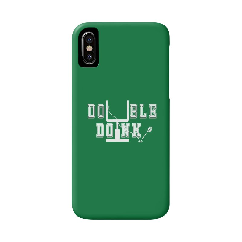 The Double Doink Accessories Phone Case by TwistedPhillyPodcast's Shop