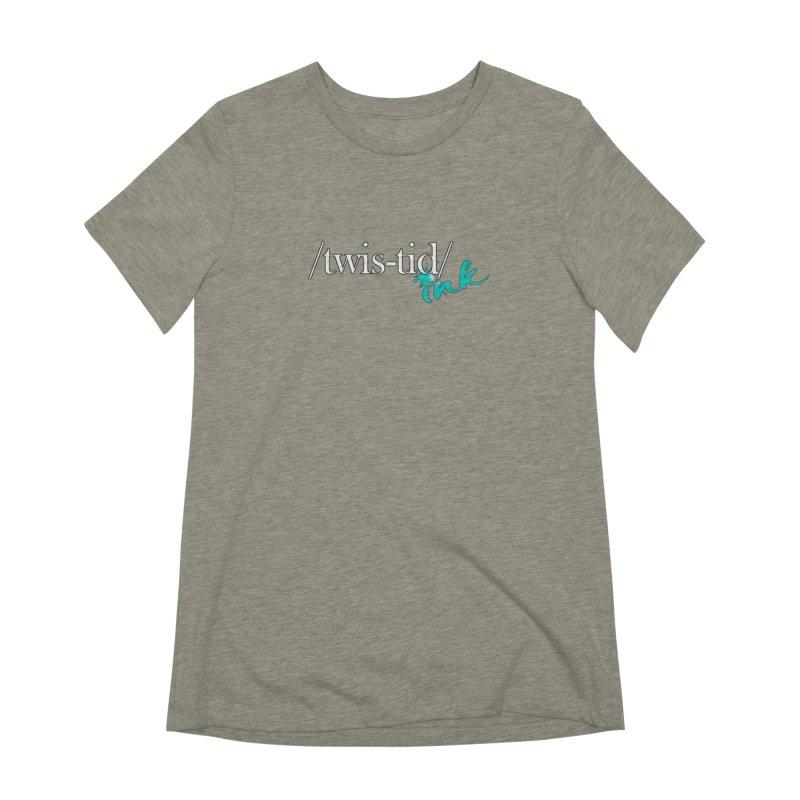 Twistid teal Women's T-Shirt by Twistid ink's Artist Shop