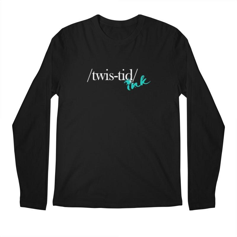 Twistid teal Men's Longsleeve T-Shirt by Twistid ink's Artist Shop