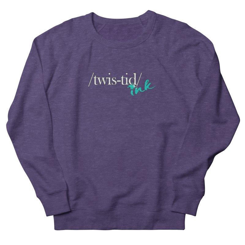 Twistid teal Men's Sweatshirt by Twistid ink's Artist Shop